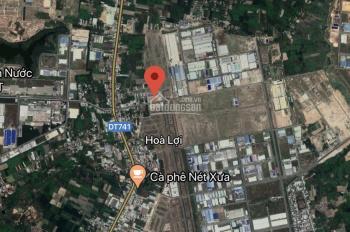 Dự án TDC Hòa Lợi - Vị trí vàng kinh doanh thương mại