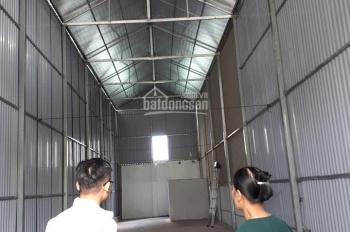 Cho thuê xưởng Phúc Lợi 230m2 có điện 3 pha đường xe 8 tấn, LH 0368.919.919