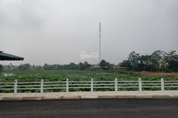 Bán đất phân lô Hòa Lạc, đường nội bộ 7,5m, hướng Đông Nam, dt 102m, giá 1,7 tỷ