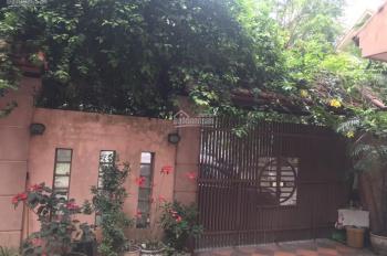 Cho thuê lô biệt thự sân vườn 170m2 - 3 tầng + 1 tum đầy đủ đồ đạc - giá 30tr/th Nguyễn Huy Tưởng