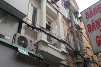 Cho thuê nhà đường Hoa Thám, P. 6, Q. Bình Thạnh 3 tầng 4x20m giá: 25tr/th thương lượng