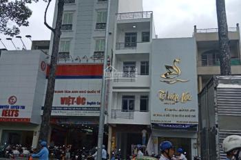 Cho thuê nhà mới xây. Nhà mặt tiền Chu Mạnh Chinh diện tích: 10 x 21m tel: 0903824486 Huynh