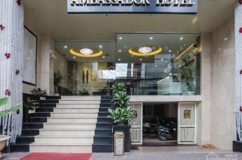 Bán Hotel MT Nguyễn Công Trứ, Quận 1, hầm 6 lầu, thu nhập 480tr/tháng giá: 80 tỷ TL