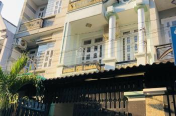 Cho thuê nhà nguyên căn 1 trệt 2 lầu, đường Nguyễn Thị Đặng, Phường Hiệp Thành, Quận 12