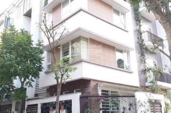 Nhà mặt ngõ 106 đường Hoàng Quốc Việt, DT 75m2 x 5 tầng, tầng 1,2,3 thông, tầng 4,5 chia 2 phòng