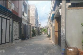 Kẹt vốn, cần bán gấp lô đất MT đường Bùi Tư Toàn, Q. Bình Tân, sổ hồng riêng, giá 2.2 tỷ