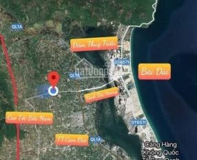 Vị trí vàng - đón sóng nhà đầu tư - KDC Đinh Tiên Hoàng, Bãi Dài Cam Ranh