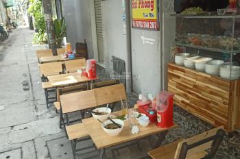 Nhà 2 lầu có mặt bằng kinh doanh gần giáo xứ Phú Bình, Q11
