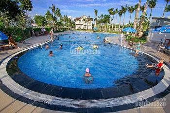 Dành cho những ai thích có 1 căn biệt thự ngoại ô nghỉ dưỡng cuối tuần, biệt thự Tiamo Phú Thịnh