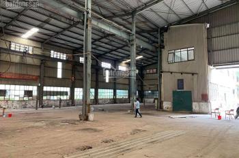 Cần cho thuê kho xưởng tại Đức Giang,Long Biên 3500m2 giá 50k/m2