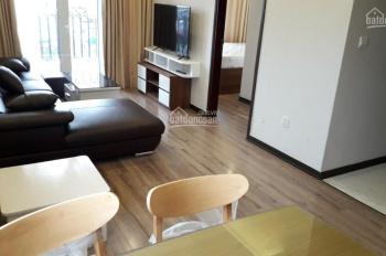 Tôi cho thuê gấp căn hộ Hòa Bình Green City, 505 Minh Khai, 70m2, 2PN, căn góc, đủ đồ mới, 11tr