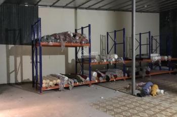 Cần cho thuê kho xưởng tại Thượng Thanh,gần chân cầu Đông Trù 360m giá 16tr/tháng