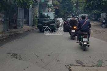 Bán nhà 2 mặt tiền, phố Nguyễn Văn Trỗi. DT 60m2, MT 4m, giá 7.65 tỷ (có TL)