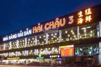Cho thuê Góc 3 MT Phạm Văn Đồng đoạn gần Phan Văn Trị  DT: 40 x 40m (1600m2) đang KD NH Hải Sản