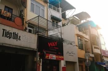 Bán nhà MT Huỳnh Khương Ninh P. Đa Kao Q1 trệt 2 lầu DT 4x19m, HĐT 45tr/tháng, 0943379491