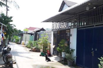 Cho thuê nhà 1 trệt 1 lầu DT 4×18m, hẻm 195 đường Quốc lộ 1A, P. An Phú Đông