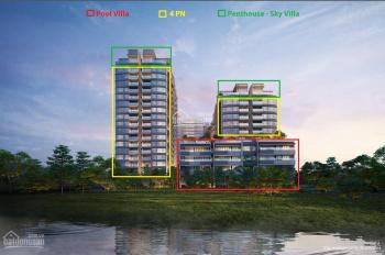 The River - Thủ Thiêm q2 mở bán 24 căn pool - penthouse đầu tiên giá tốt nhất. 0906579824