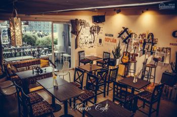 Sang quán cafe view Bitexco ngay tại trung tâm Q1