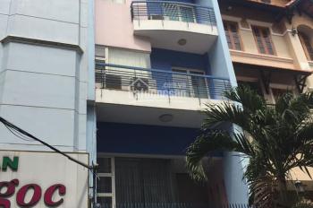 Bán nhà hẻm 4m khu TK Trần Hưng Đạo, Cầu Kho, Q1, giá 5 tỷ