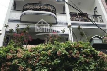 Bán nhà mặt tiền Đất Thánh, P6, Tân Bình, DT 4.5x28m, giá 12.5 tỷ TL trệt lửng 3 lầu nhà siêu đẹp