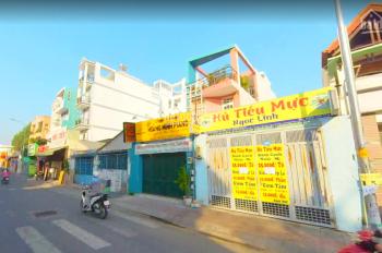Cho thuê nhà mặt tiền Nguyễn Văn Đậu P. 11 Q. Bình Thạnh DT: 4x20m KC: Trệt sàn suốt giá: 20tr/th