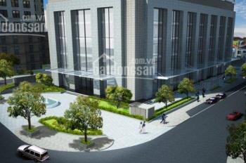 Cho thuê sàn văn phòng chân đế chung cư mới xây mặt phố Hàm Nghi diện tích 300m, 500m2, 1000m2