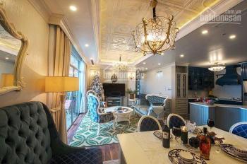 Cho thuê căn hộ cao cấp tại D'.Le Pont Dor, Tân Hoàng Minh Hoàng Cầu, 120m2, 3PN giá 19 triệu/tháng