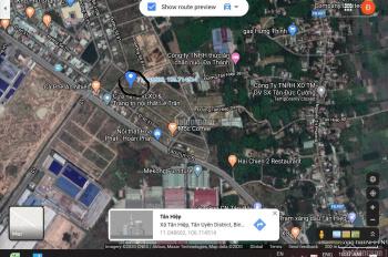 Bán vài lô đất ở phường Phú Tân, Thủ Dầu Một, Bình Dương