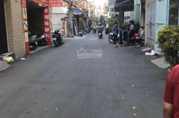 Cho thuê nhà hẽm 10m thông phường Tân Quý, 4x16m, 2 lầu. Giá 10tr/tháng