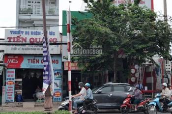 Bán nhà mặt tiền đường Phú Lợi 100m2, thổ cư 75m2, Phú Hoà, thành phố Thủ Dầu Một, Bình Dương