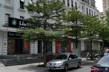 Cần bán căn shophouse Belleville - Vimfefulland Nguyễn Chánh, Cầu Giấy, vị trí vàng, LH 0962978566