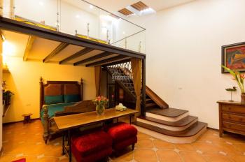 Chính chủ cần bán nhà xây 1 tầng 1 gác lửng Phan Chu Trinh