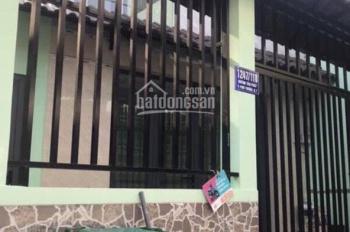 Bán Nhà 1 trệt 1 lầu hẻm 1247 Huỳnh Tấn Phát Quận 7. DT 6x16m, 3 PN, 2WC giá 4 tỷ 1