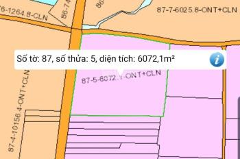 Bán đất mặt tiền 131 m đường nhựa, thuộc Xã Xuân Tây, Cẩm Mỹ. LH 0399118830 Mr Triệu
