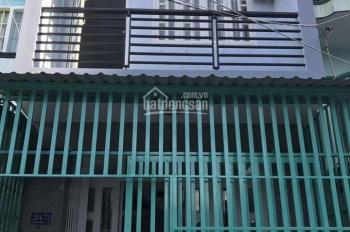 Nhà mới 100% 1 Làu 2 PN, 4x16 đường An Dương Vương, An Lạc, Bình Tân_ 7 triệu/tháng