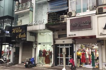 Siêu phẩm mặt phố vip Kim Mã, Ba Đình 66m2 giá 31 tỷ kd đẳng cấp