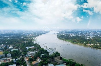 Giữ chỗ căn hộ Vista Riverside ngay cầu Phú Long, 39 - 70m2, 22 triệu/m2. LH 0938186898