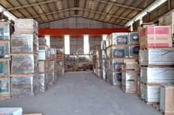 Kho, xưởng 380m2 đường container cho thuê