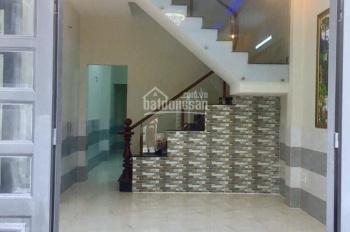 Bán nhà 1 lầu 4x16m, SHR gần chợ đầu mối, dân cư đông giá rẻ 2.5 tỷ LH 0358.614.568