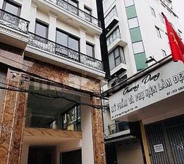 Cho thuê nhà tại phố Nguyễn Xiển , DT 55m2 X 7 tầng, lô góc, có thang máy , chỗ đỗ ô tô giá 36tr/th