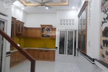 Bán nhà 1 trệt 2 lầu đường 24, phường Linh Đông, quận Thủ Đức, giá: 4,5 tỷ