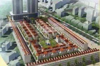 Chính chủ bán biệt thự đã có sổ đỏ, được tự xây nhà trong khu đô thị Tân Việt, Hoài Đức, HN