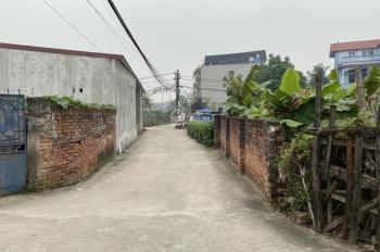 Bán gấp lô đất 48m2 Đa Tốn, Gia Lâm, ngay gần Vinhomes ngõ ô tô, giá chỉ 23tr/m2. LH 0987498004