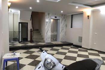 Bán nhà ngõ 197 Đại La, 65m2 x 7T thang máy, đang kinh doanh cho thuê 40 triệu/tháng, giá 8.7 tỷ