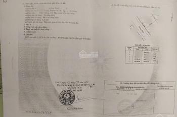 Đất nền KDC Xuyên Á Garden chỉ 1.6 tỷ /100m2 sổ hồng riêng, mặt tiền Nguyễn Thị Lắng, Huyện Củ Chi