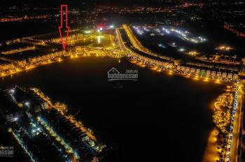 Cần bán biệt thự đơn lập gần 300m2 mặt hồ 24.5ha đẹp nhất Vinhomes Ocean Park Gia Lâm, Hà Nội