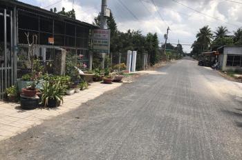 Bán miếng đất ngang 7m x hậu 30m. Đường nhựa dầu 10m, gần chợ Long Hải, giá bán rẻ 125tr/m ngang