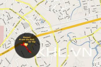 Bán 1 căn hộ chung cư M - One Gia Định duy nhất giá siêu rẻ trên thị trường. LH 0963169405