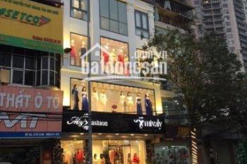 Cho thuê nhà mặt phố Lê Thanh Nghị, DT 90m2, MT 5m, giá thuê 19tr/th, LH 0968896456