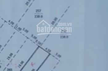Bán lô đất đẹp hướng Tây Nam 95m2 (5x19m) hẻm oto 53/ Lê Hồng Phong, P. 7, TP Vũng Tàu